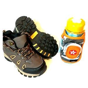 NWOT Boys Deer Stags DREW Hiking Boots 13M